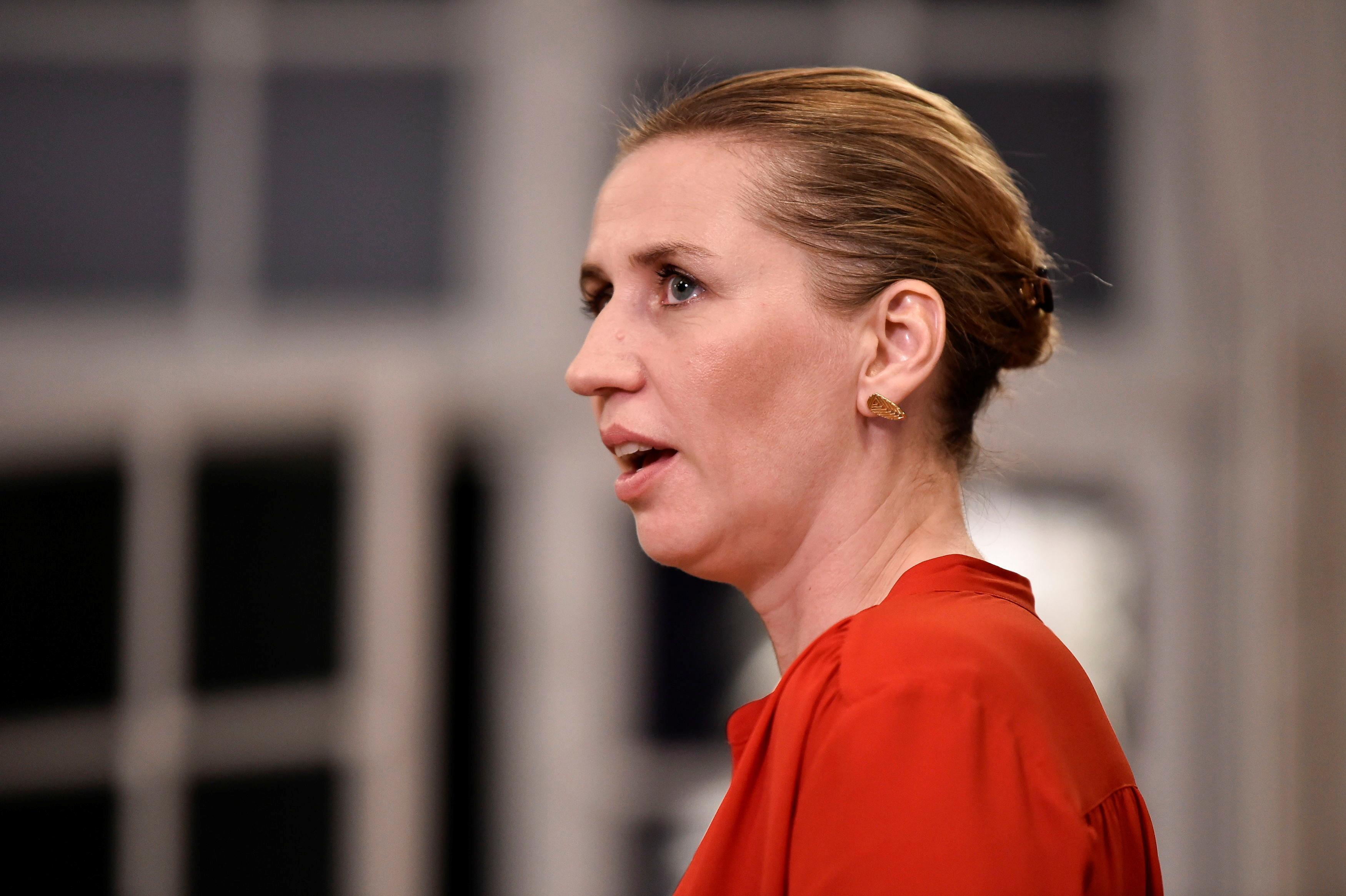 Denmark's next PM says she will nominate EU Commissioner Vestager...