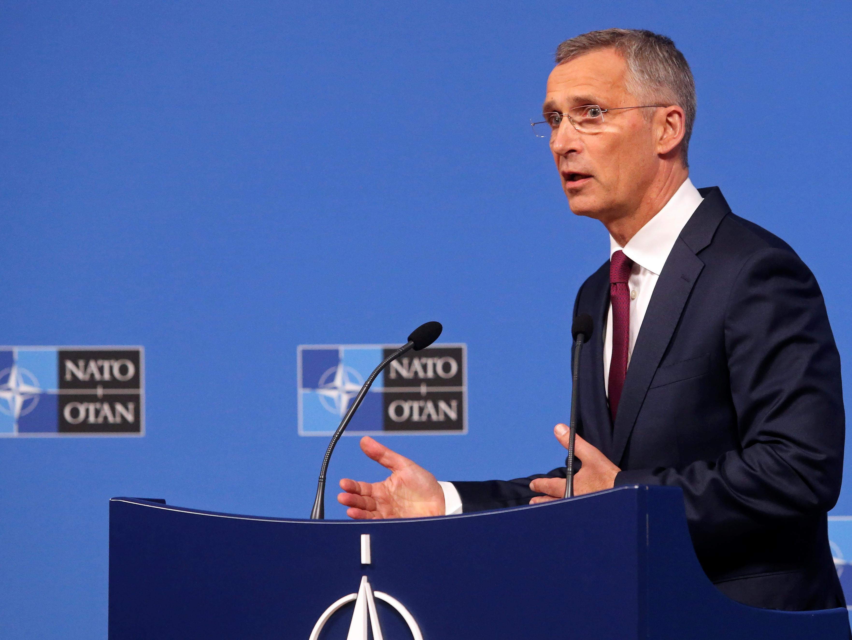 NATO weighs options to deter new Russian missile threat