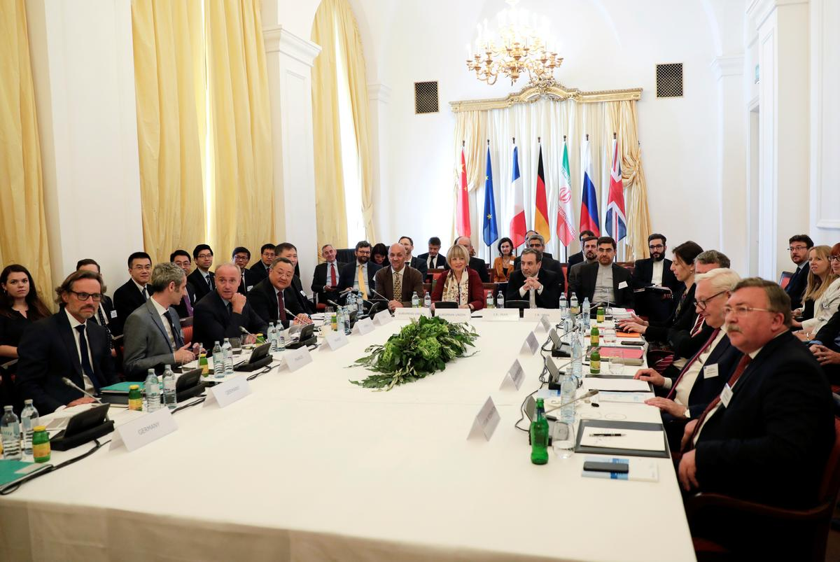 With Iran nuclear deal on the brink, U.S. vows to choke off Iranian...