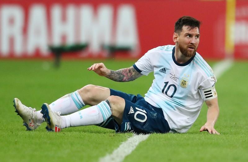 Resultado de imagen para lionel messi venezuela copa america 2019