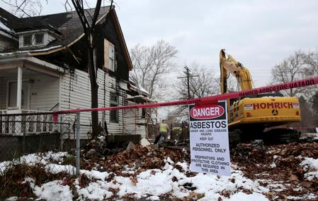 U.S. states sue EPA for stricter asbestos rules