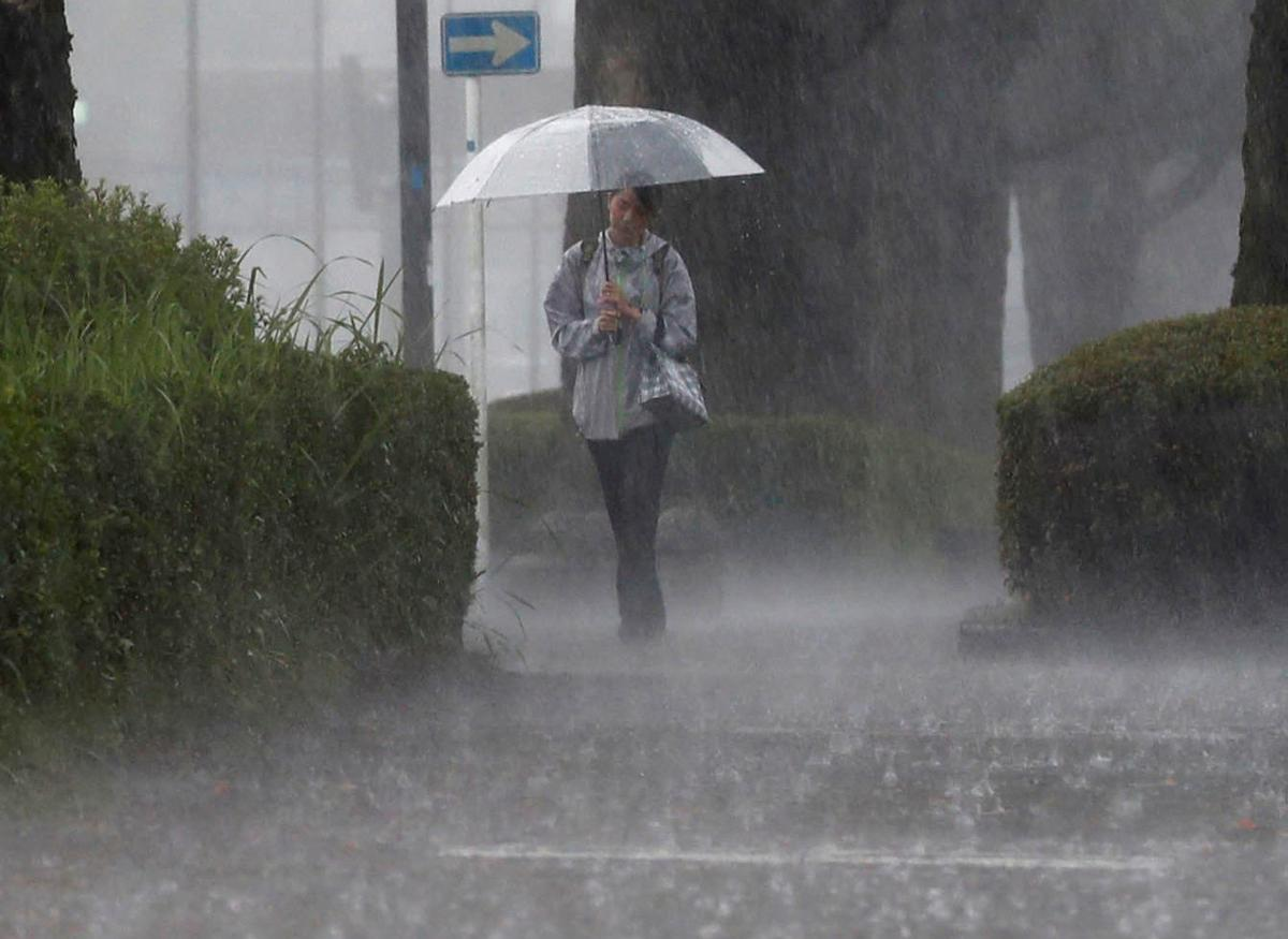 Japan, hit by torrential rains, orders over one million to evacuate