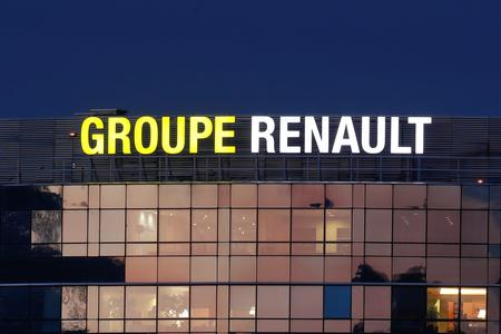 Police search Renault's headquarters near Paris