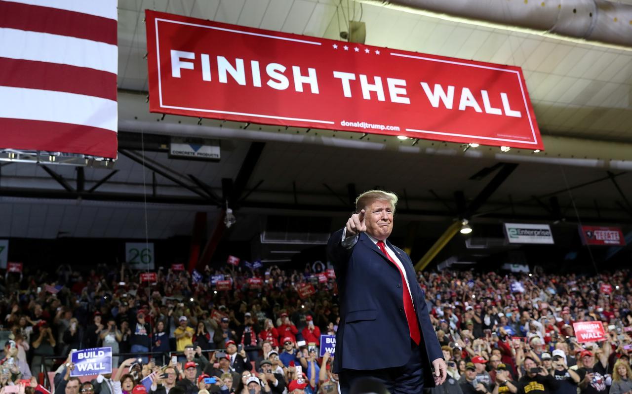 Factbox: Clash between Trump, U S  House Democrats shifts