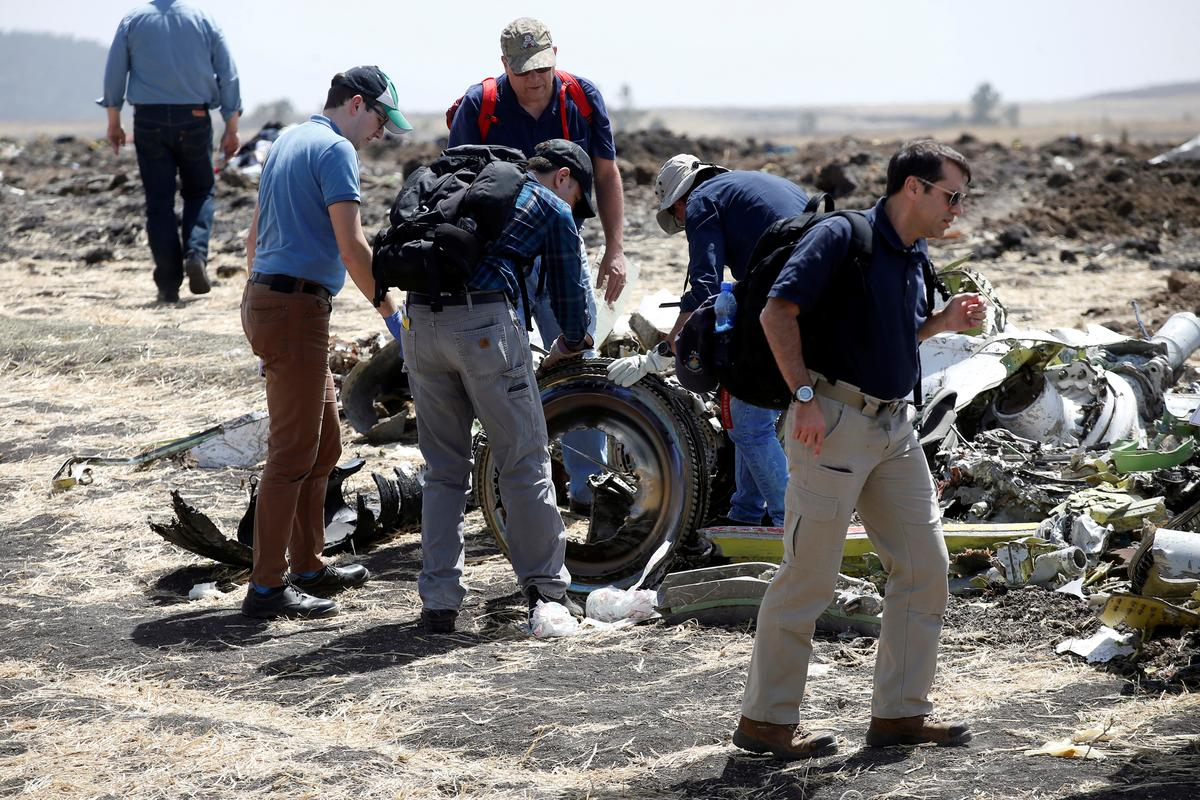 Ethiopian crash families criticize Boeing over donation plan