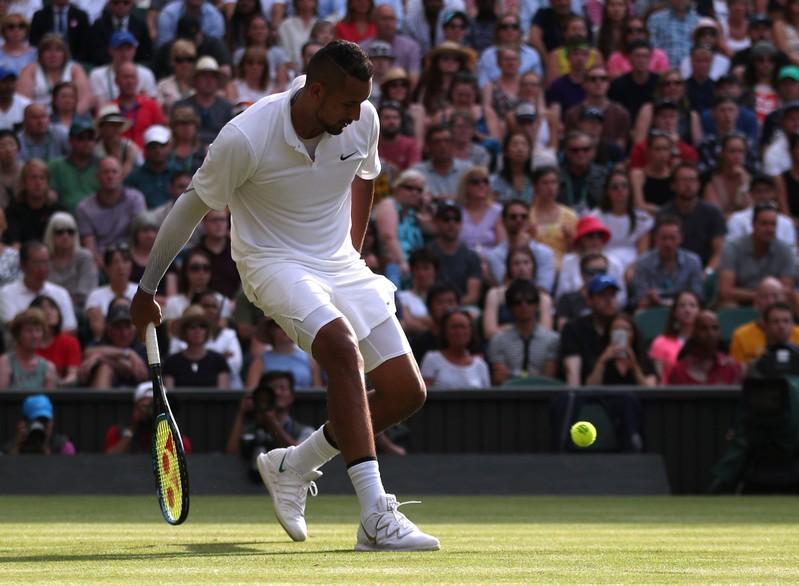 Nadal survit au test de Kyrgios dans le thriller de Wimbledon