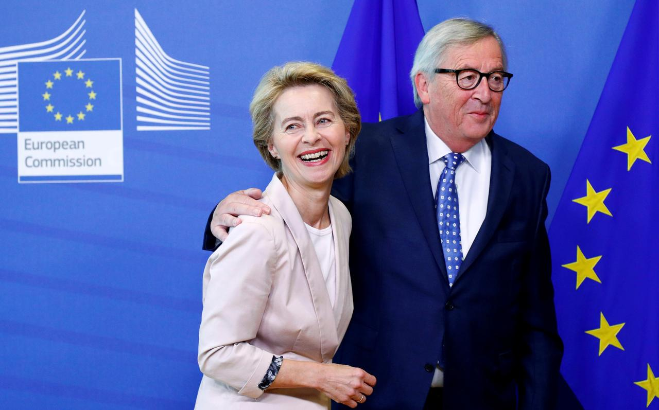 Naming of von der Leyen as EU executive chief not transparent ...