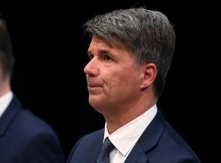 BMW seeks new CEO after Krueger announces 2020 retirement