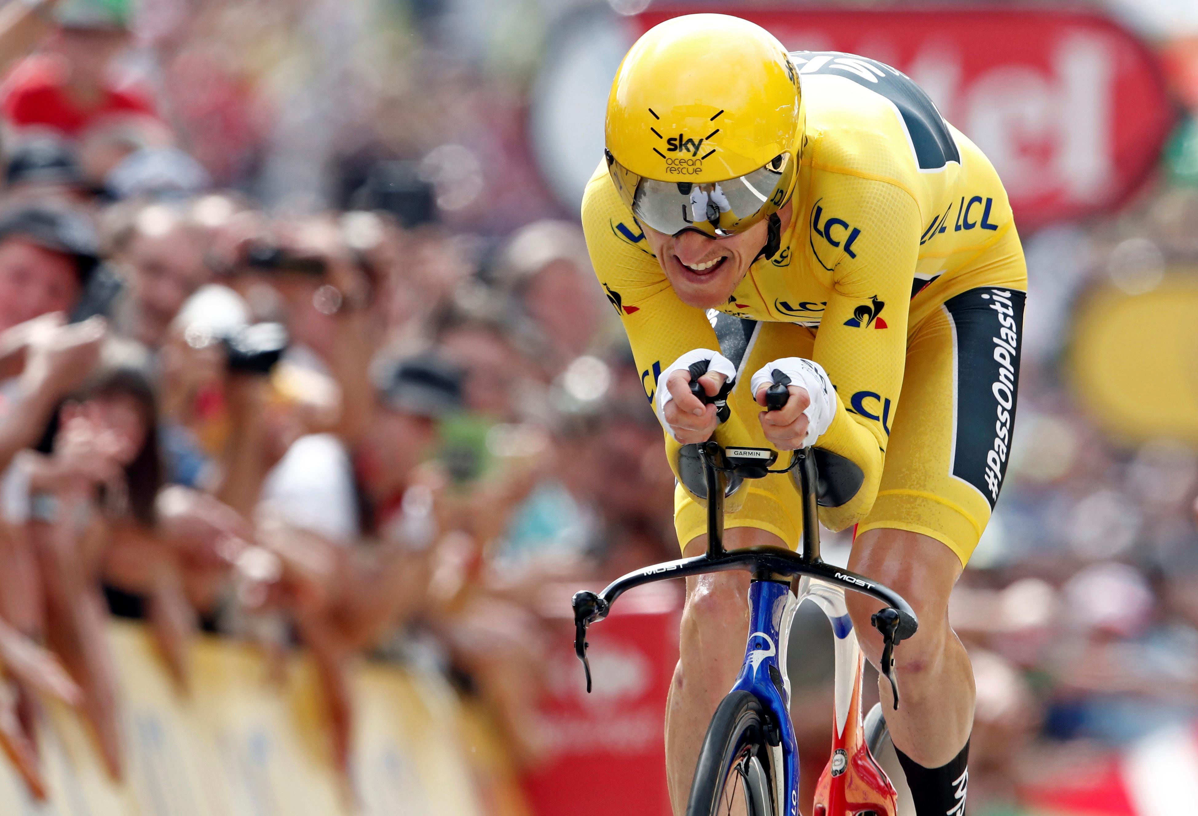 Cycling: Iconic yellow jersey celebrates 100th anniversary