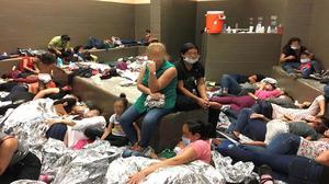 Where migrants are held in U.S. custody