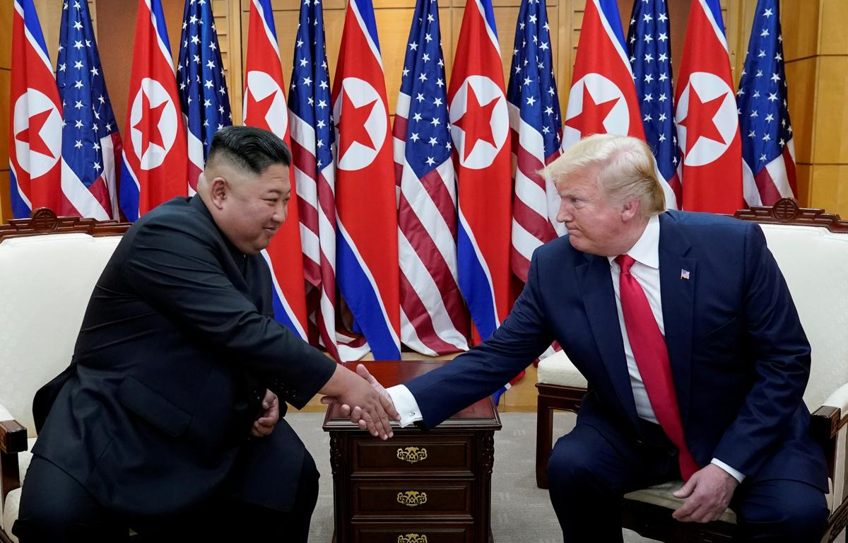 China says briefed by U.S. on latest Trump-Kim meeting