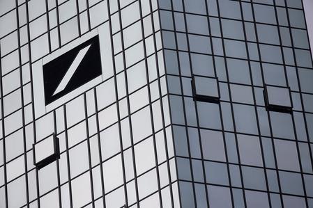UPDATE 4-Deutsche Bank to cut 18,000 jobs in 7.4 bln euro overhaul