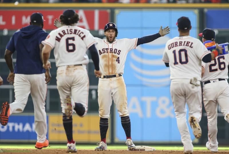 Bilan de la MLB: Les meilleurs anges des Astros; Lucroy envoyé à l'hôpital