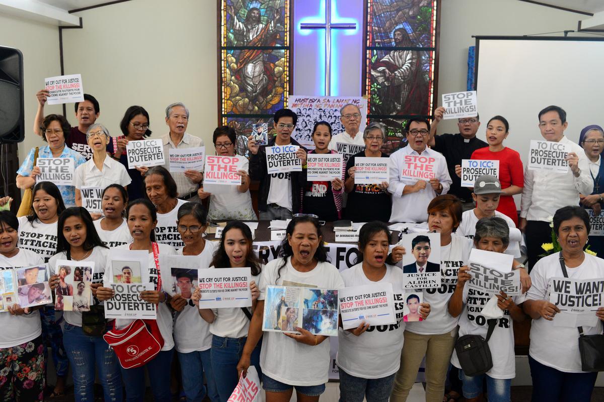 Executions 'rampant' in Philippine drug war, U.N. probe needed: Amnesty