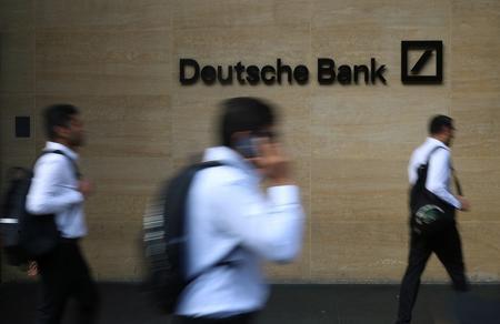 Factbox: Deutsche Bank staff react to 18,000 global job cuts