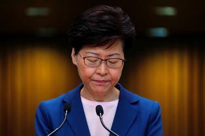 Hong Kong's extradition bill crisis