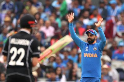 India vs New Zealand semi-final