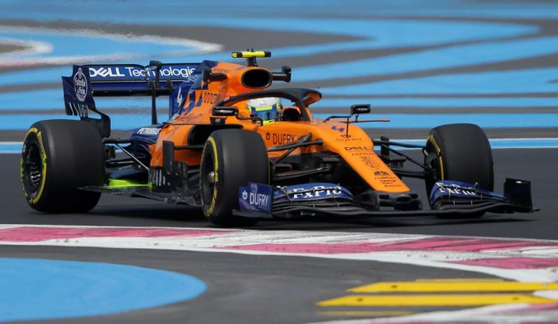 Norris passes probation as McLaren stay unchanged for 2020