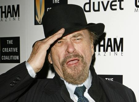 Rip Torn, Emmy winner and Oscar nominee, known as a trouble-maker, dies at 88