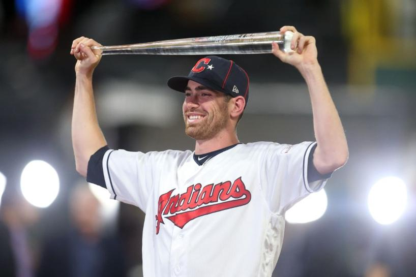 Indians' Bieber shines at home to help American League past