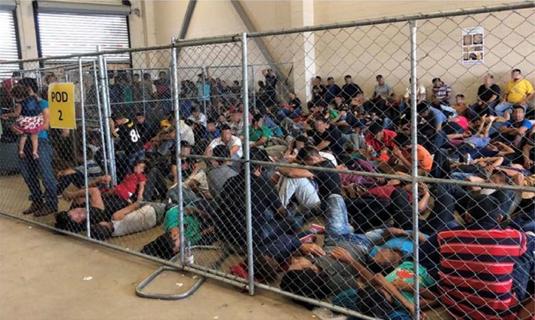 Where migrants are held in U S  custody   Reuters com