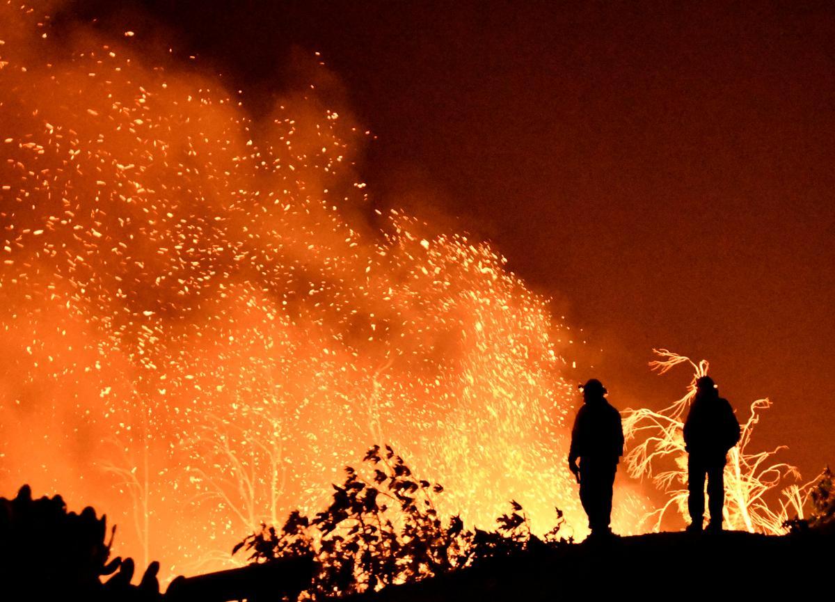 photo image California lawmakers approve legislation for $21 billion wildfire fund