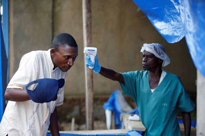 Congo rules out using additional trial vaccines to combat Ebola