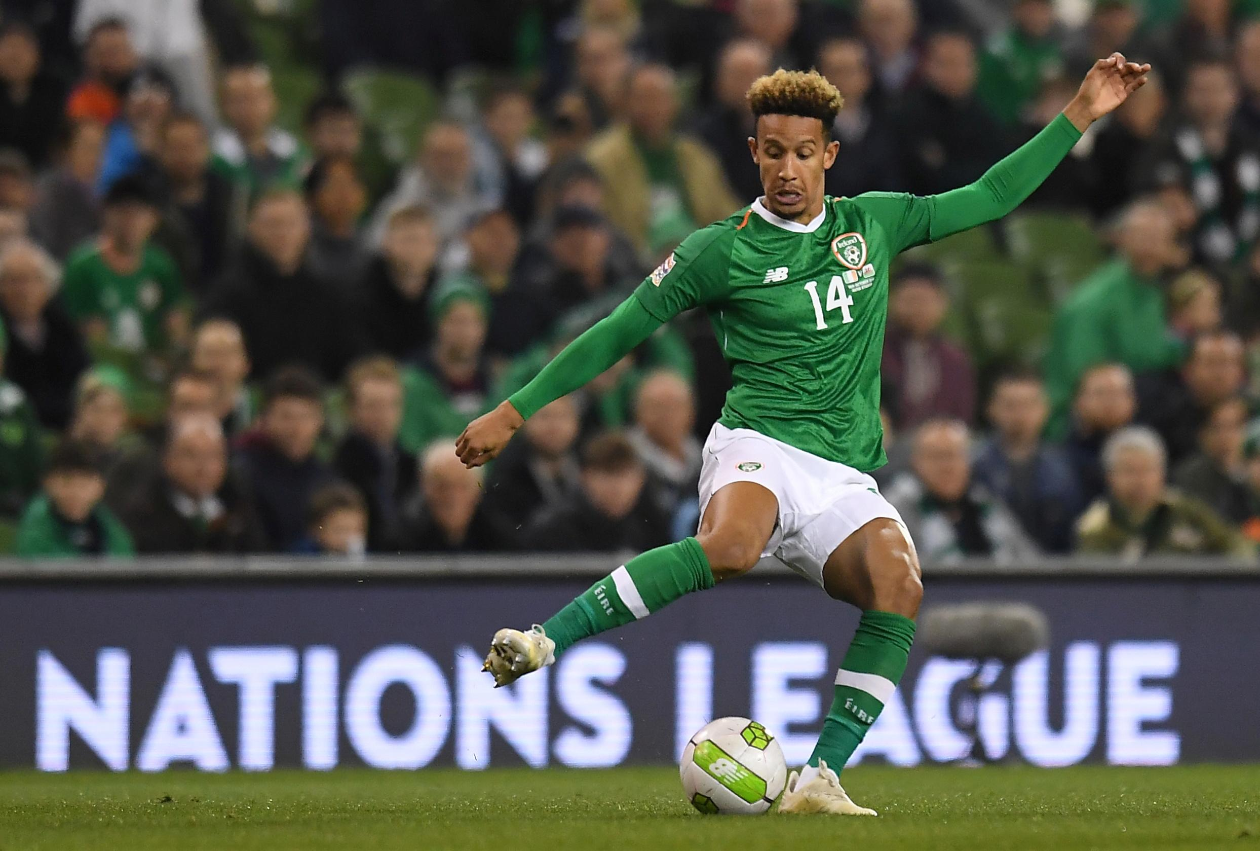 Sheffield United sign Ireland striker Robinson from Preston