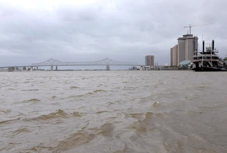 Storm Barry's threat to New Orleans heightened by climate change: scientists
