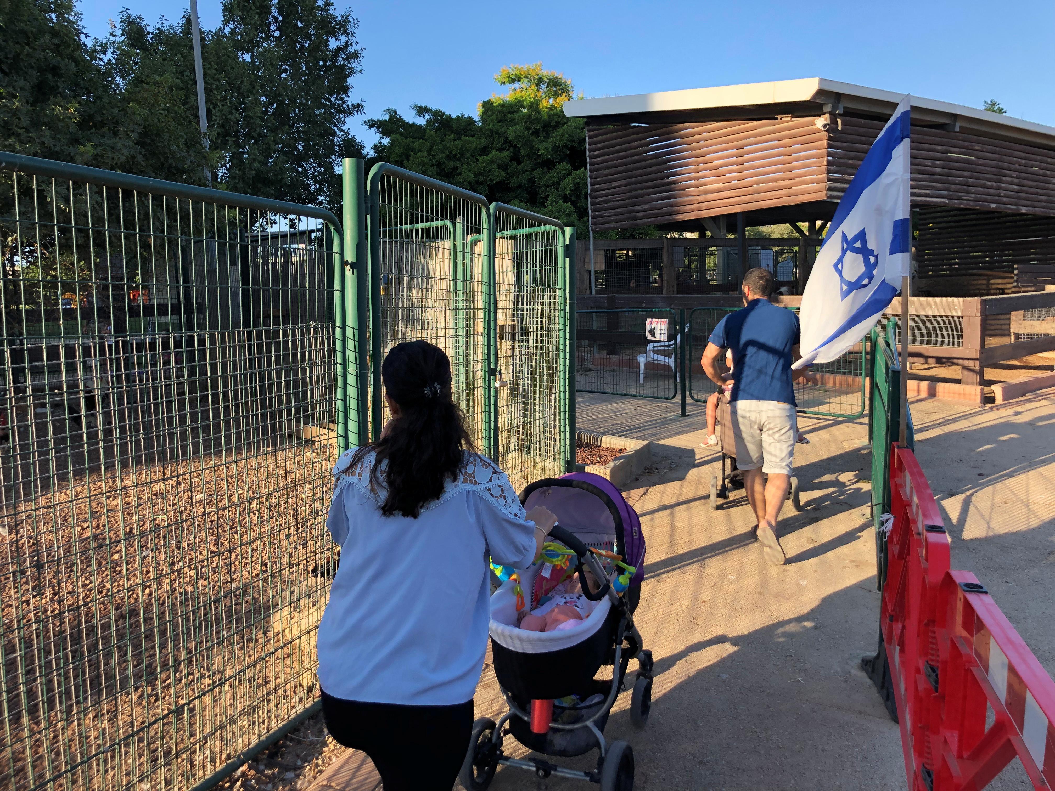 Israeli court halts park entry ban deemed racist by Arab citizens
