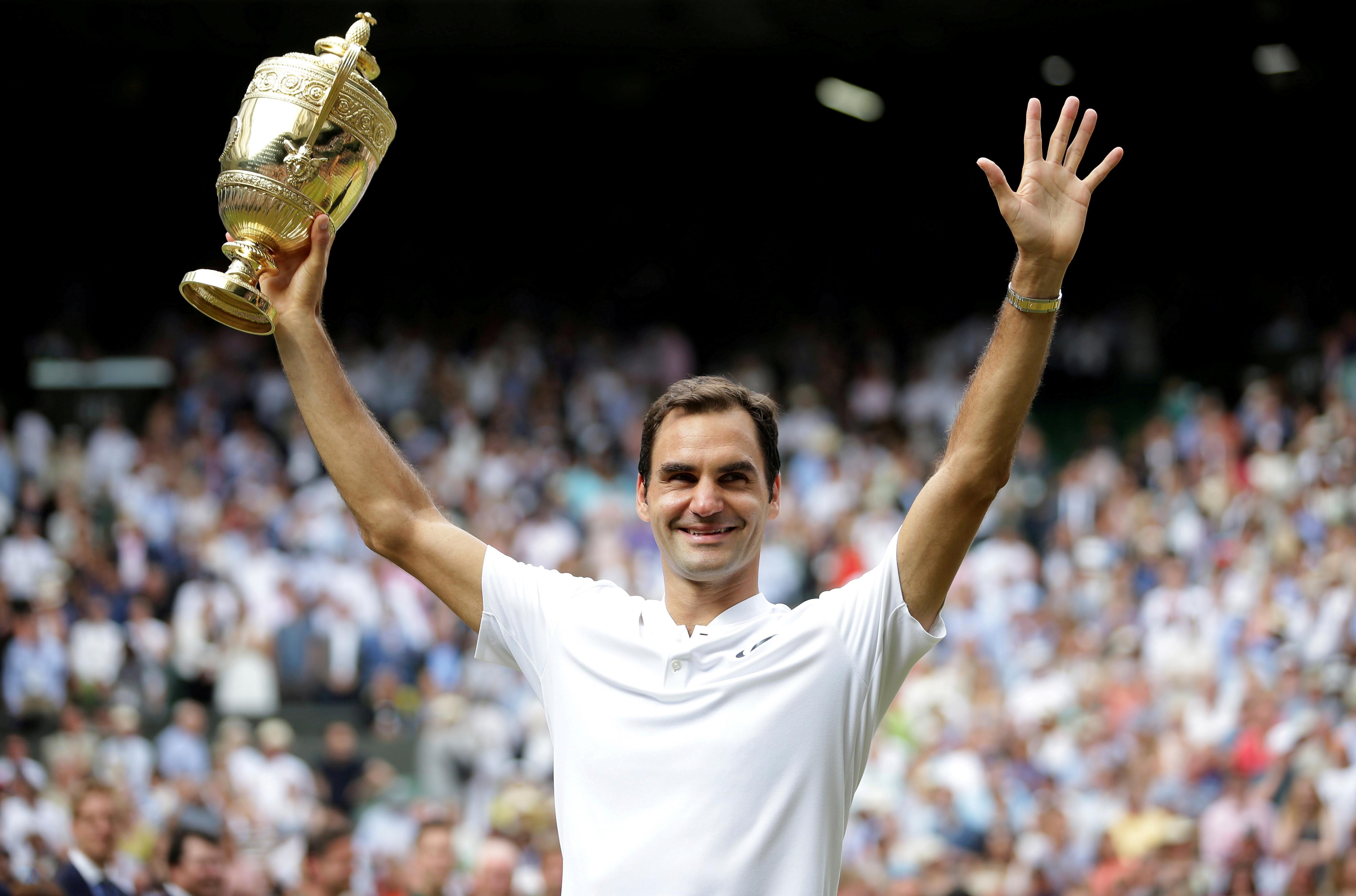 Factbox: Liste des champions du simple messieurs de Wimbledon