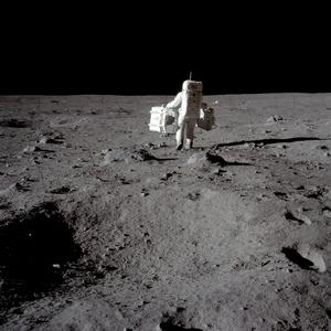 'A profound spiritual impact': Reflections from the 12 men who have walked on the moon