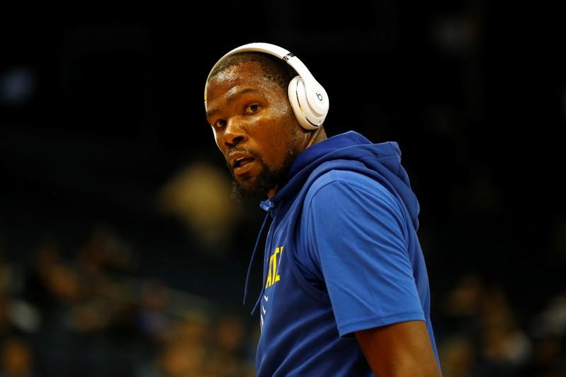 NBA notebook: Warriors GM saw no way to retain Durant