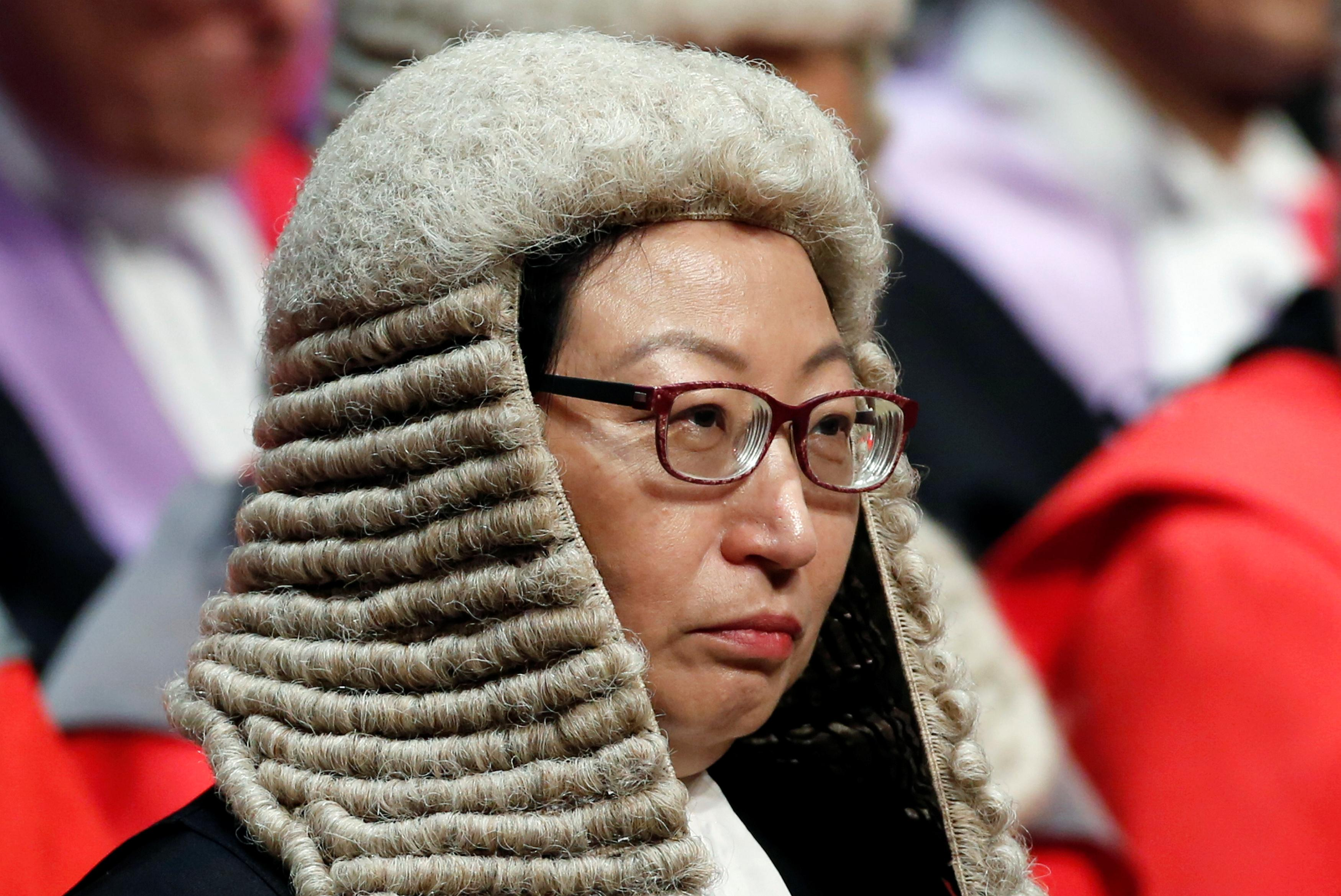 Hong Kong justice secretary due in Beijing on Wednesday amid protests