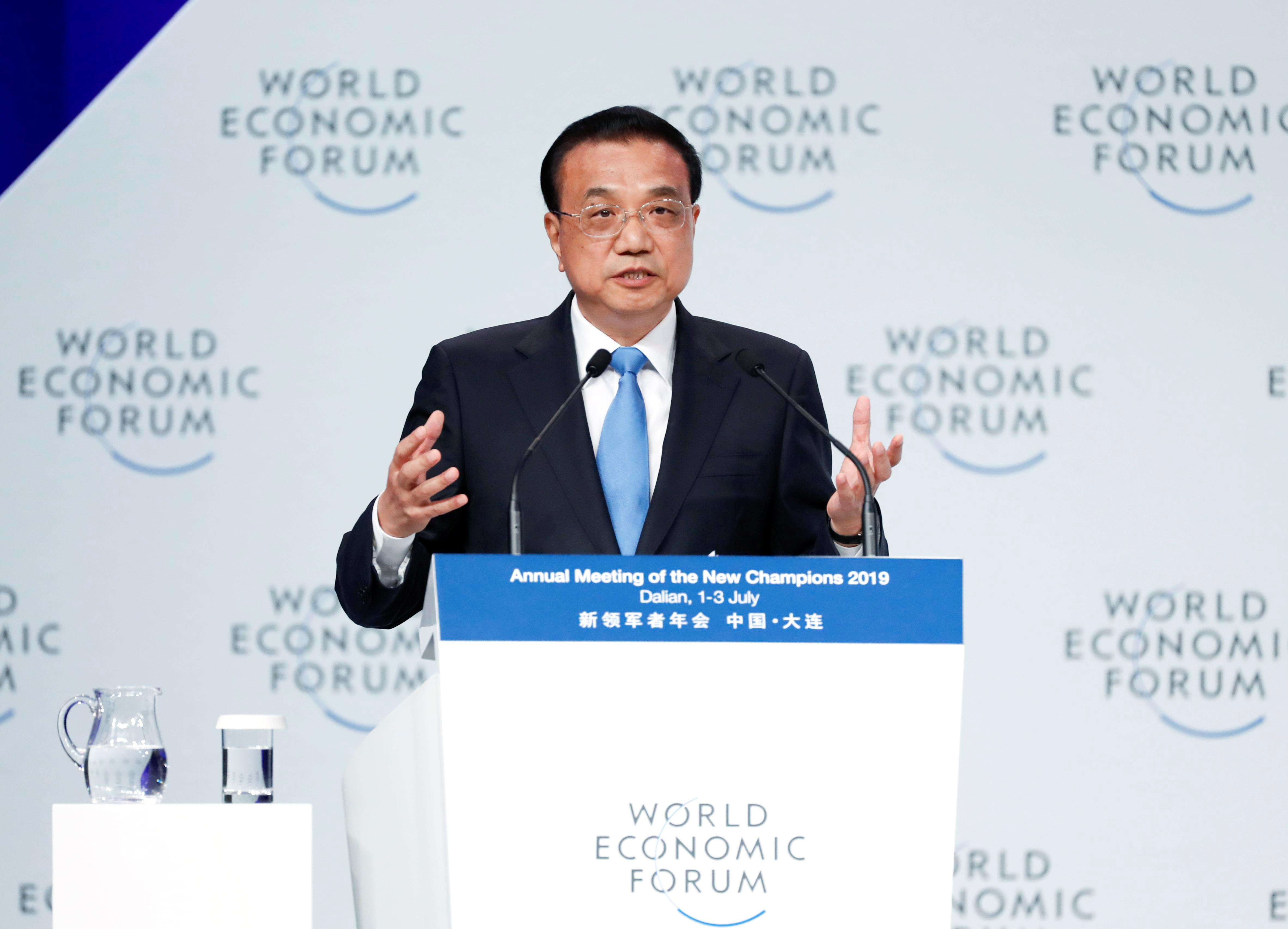 China's premier says will make good use of 'counter-cyclical' measures