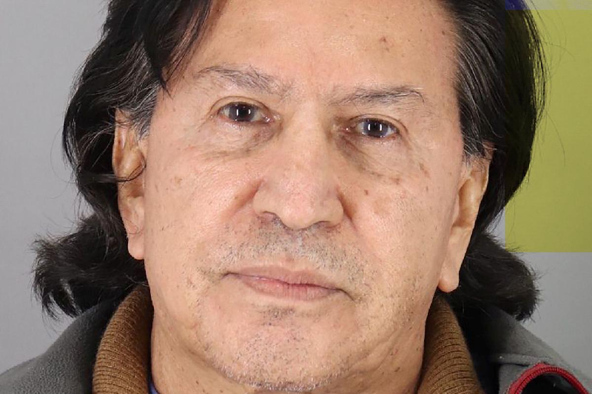 Peru's 'fugitive' ex-president Toledo arrested in U S