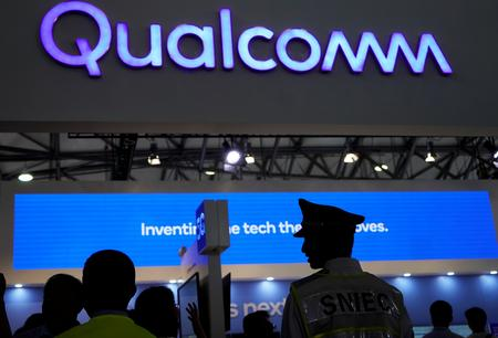 U.S. Justice Department asks appeals court to pause antitrust ruling against Qualcomm