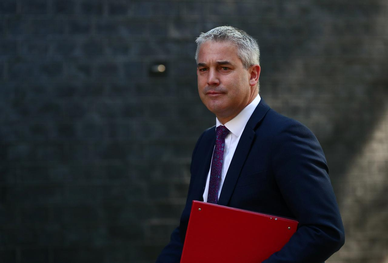Image result for UK Brexit minister Barclay: I told Barnier could not see unchanged Brexit deal being approved