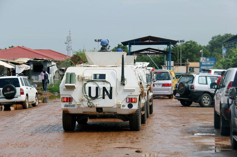 UN peacekeeper, 6 civilians killed in Sudan/South Sudan