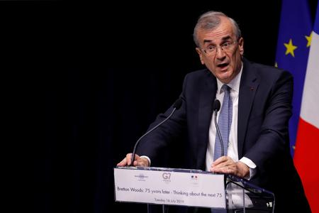 ECB's Villeroy: regulators will not sacrifice security in drive for innovation