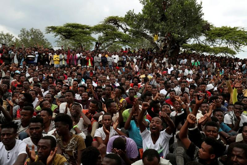 Ethiopian city braces for protests as activists promise to declare new region
