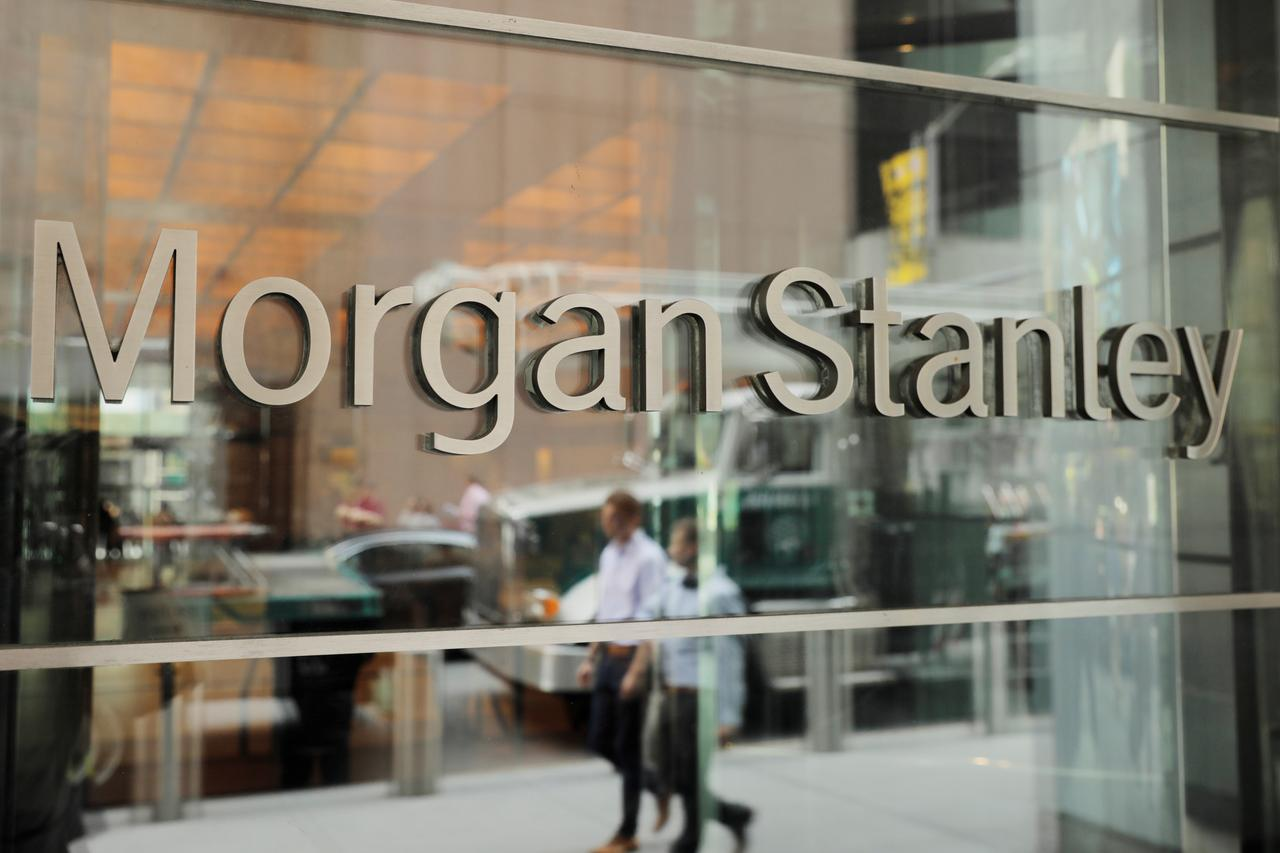 Morgan Stanley reports drop in profit, but wealth management