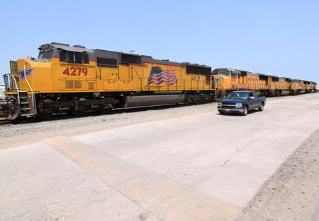 Union Pacific cost cuts sheltered profit amid freight slowdown