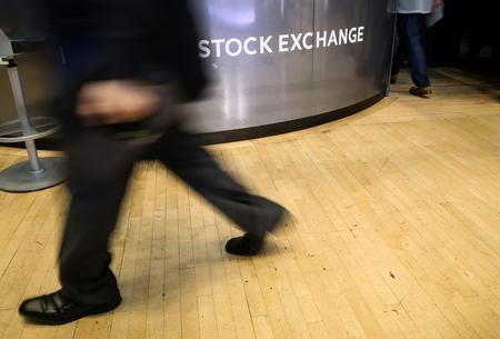 REFILE-US STOCKS-Microsoft brightens Wall St mood as rate cut hopes rise