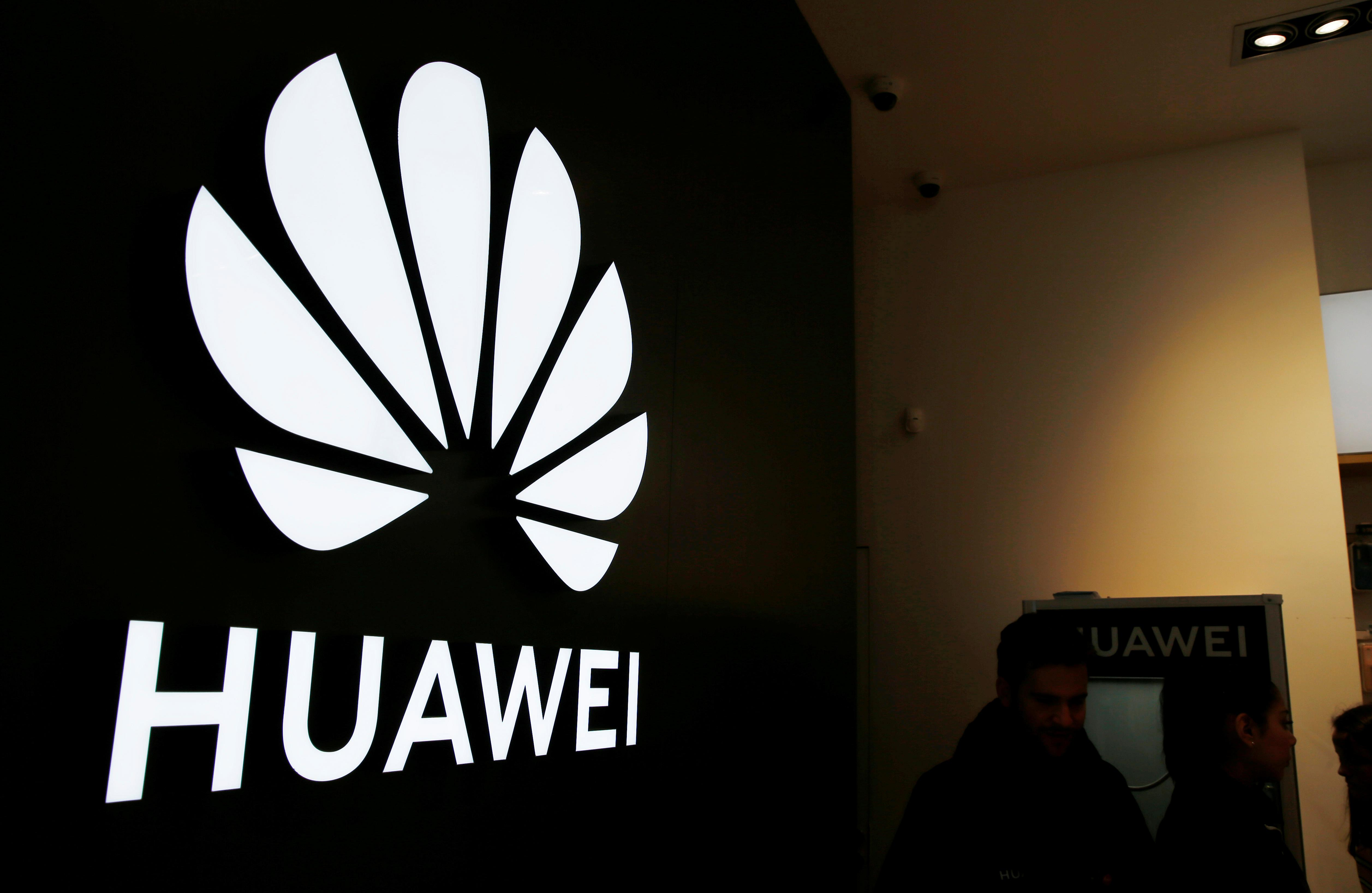 Britain to cut Huawei decision from telecoms review - sources