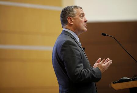 Fed's Bullard sees cryptocurrencies shifting U.S. financial system