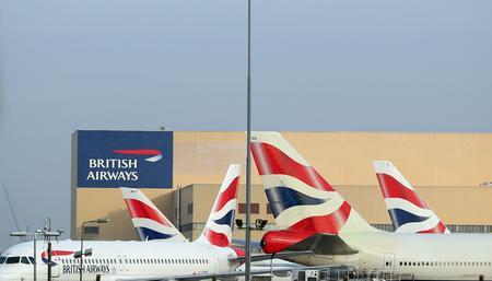 UPDATE 5-British Airways suspends flights to Cairo for seven days
