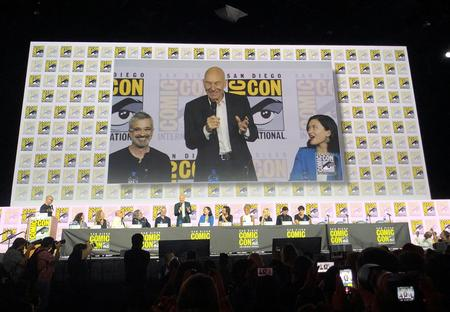 'Star Trek' favorites to return with Patrick Stewart in 'Picard'