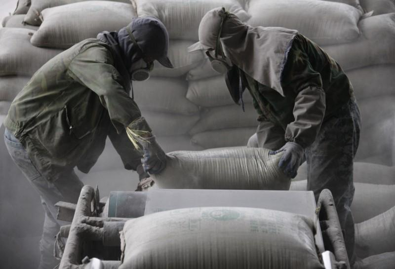 Funds managing $2 trillion urge cement makers to act on climate