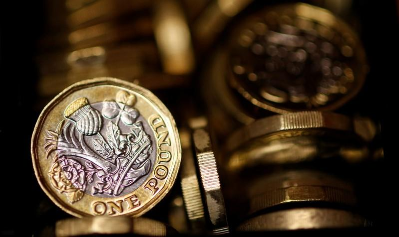 Sterling drops again as markets raise bets on no-deal Brexit